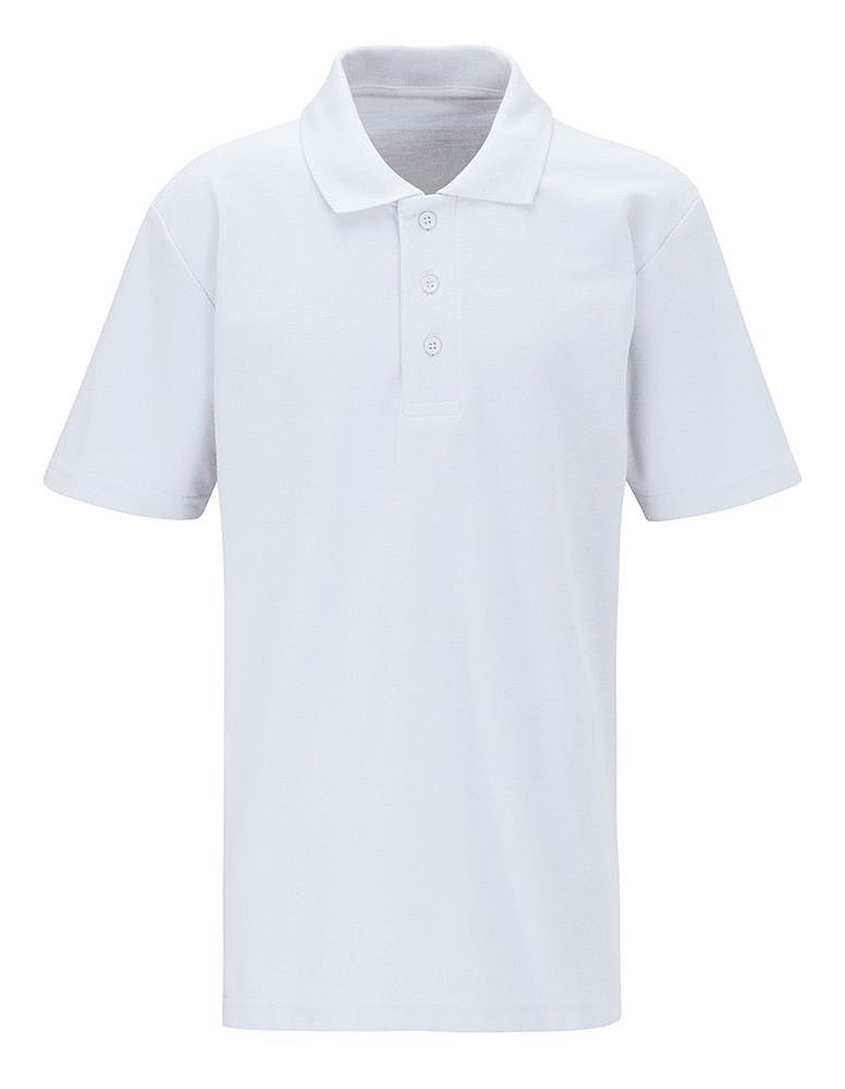 Image of Bude Federation Primary School Polo Shirt Plain