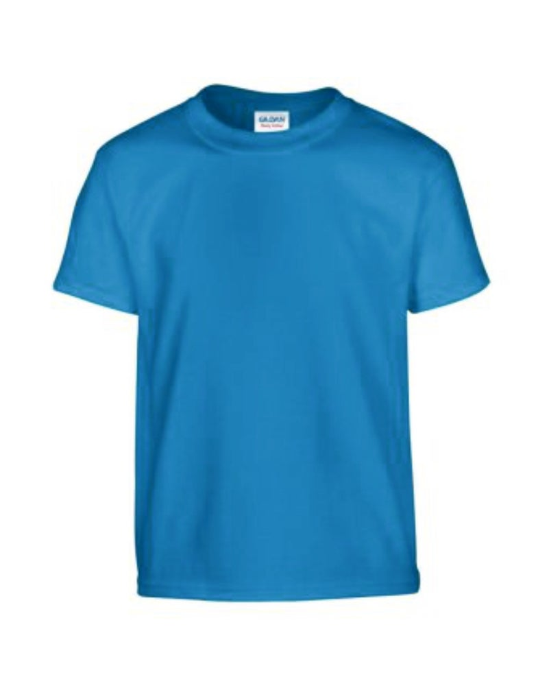 Image of Bude Federation Primary School P.E T-Shirt Plain