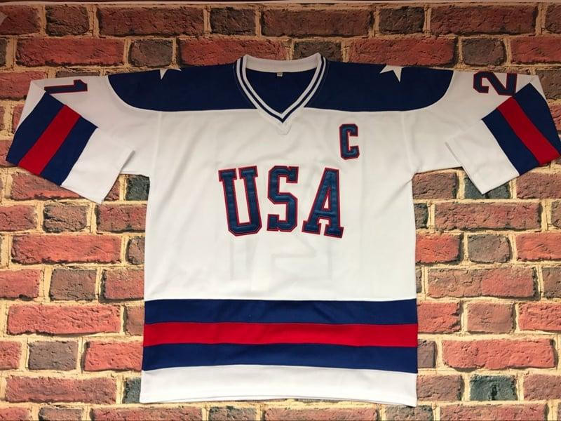 Image of Eruizione USA Hockey Jersey