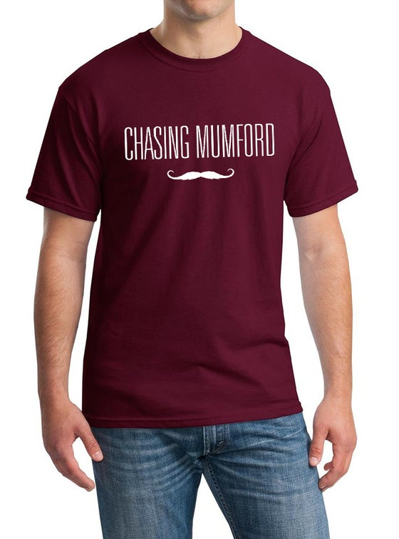 Image of CM Moustache T-Shirt