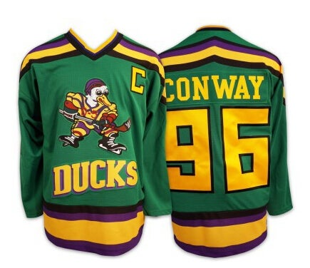 Image of Mighty Ducks Hockey Jersey