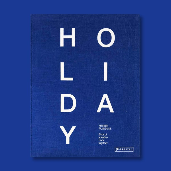 Image of Purienne Holiday Bleu - Last copy