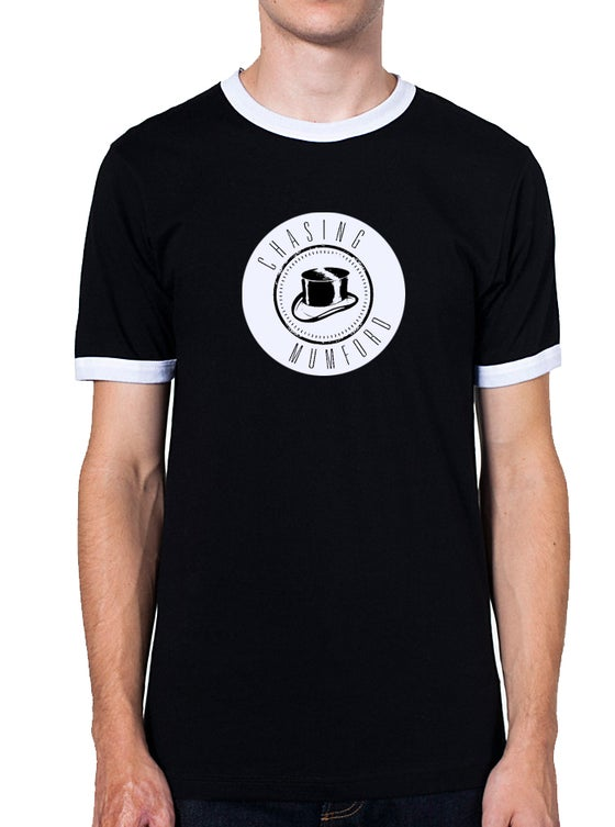 Image of CM Top Hat Ringer Shirt