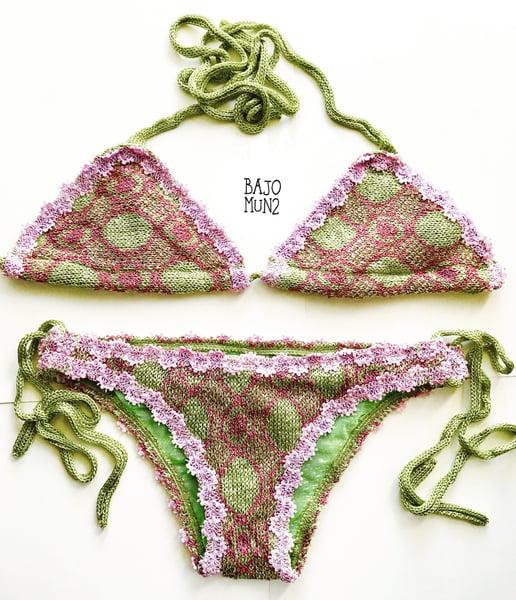 Image of Boho Chic Miami Breeze Bikini  ☘️