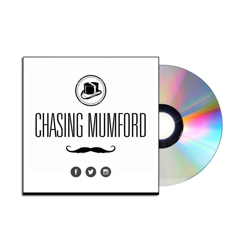 Image of CHASING MUMFORD FOLKPOP PARTY CD