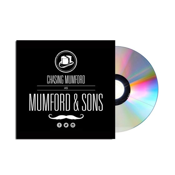 Image of CHASING MUMFORD AS MUMFORD AND SONS CD