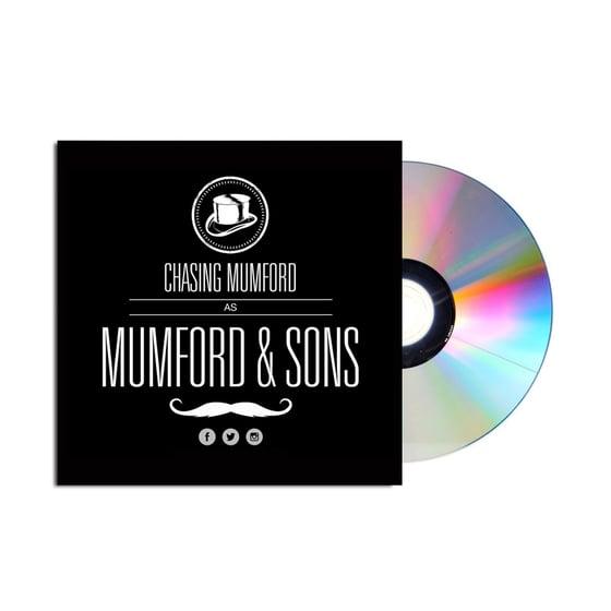 Image of CHASING MUMFORD AS MUMFORD AND SONS CD
