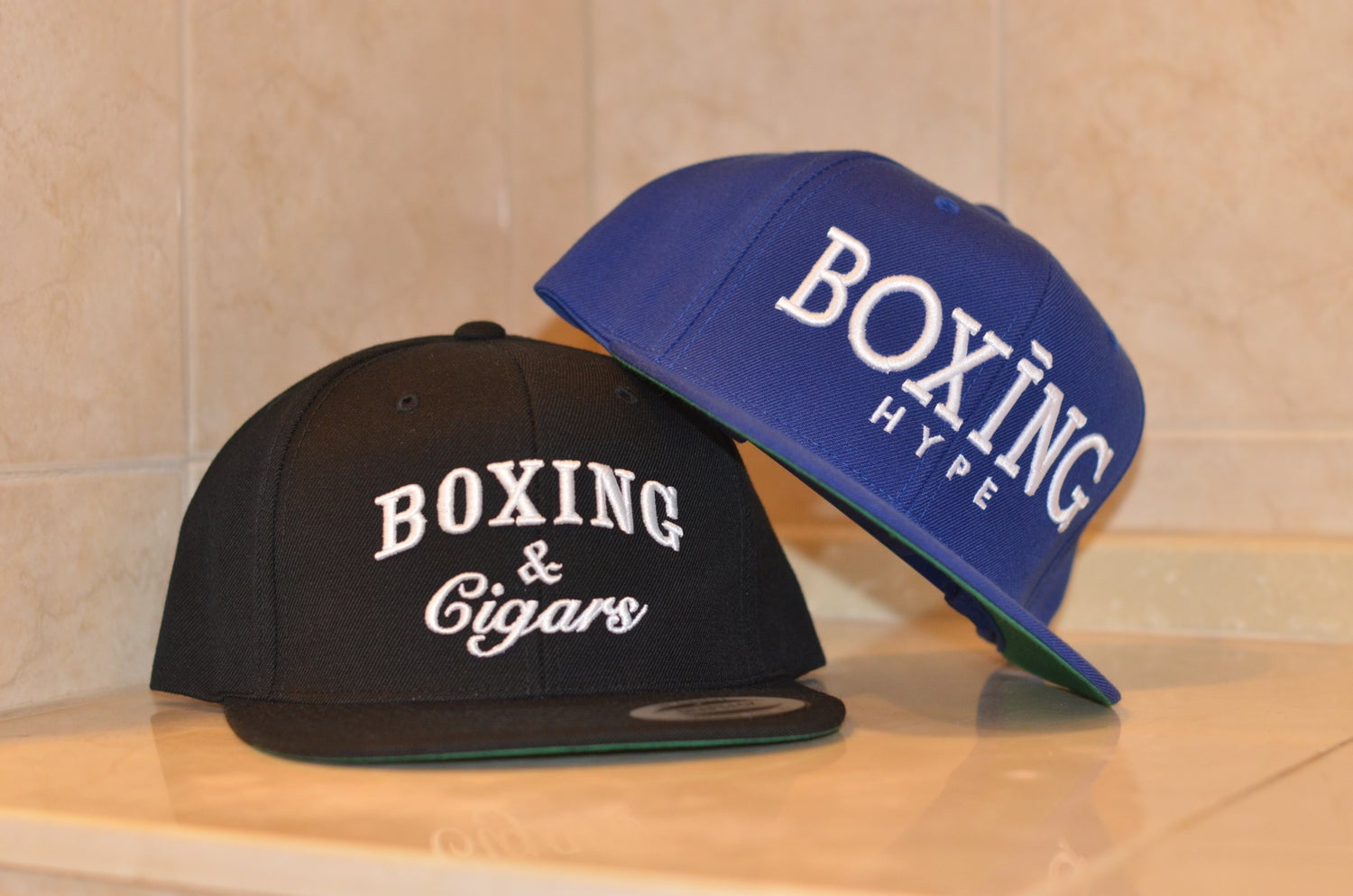 Image of Classic Boxing and Cigars SnapBacks