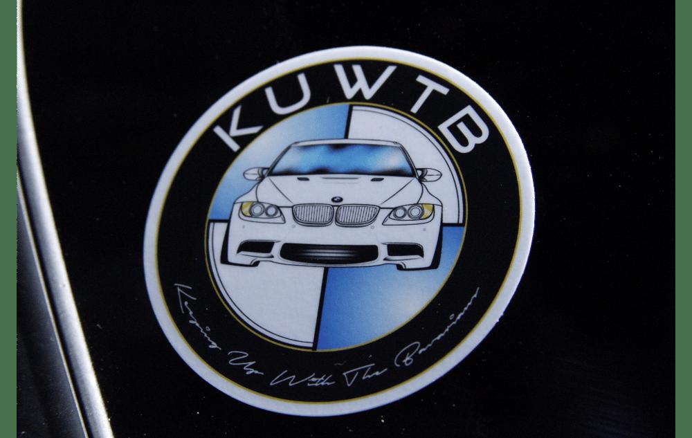 Image of KUWTB Roundel E9X