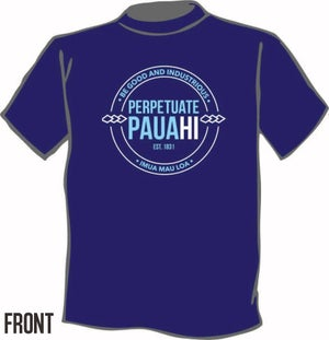 Image of Perpetuate Pauahi Adult Unisex Shirt