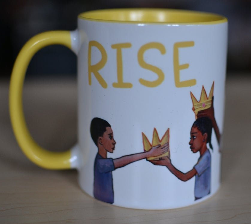 Image of Untitled (RISE) Mug