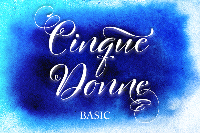 Image of Cinque Donne Basic