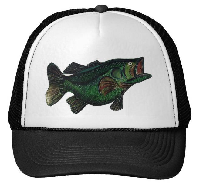 Image of Bass Trucker Hat