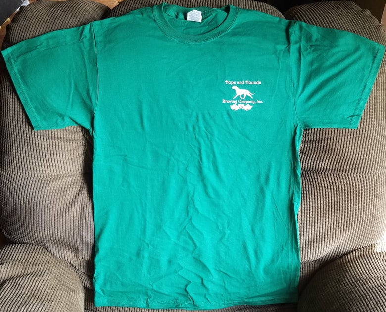 Image of Hops & Hounds T-Shirt