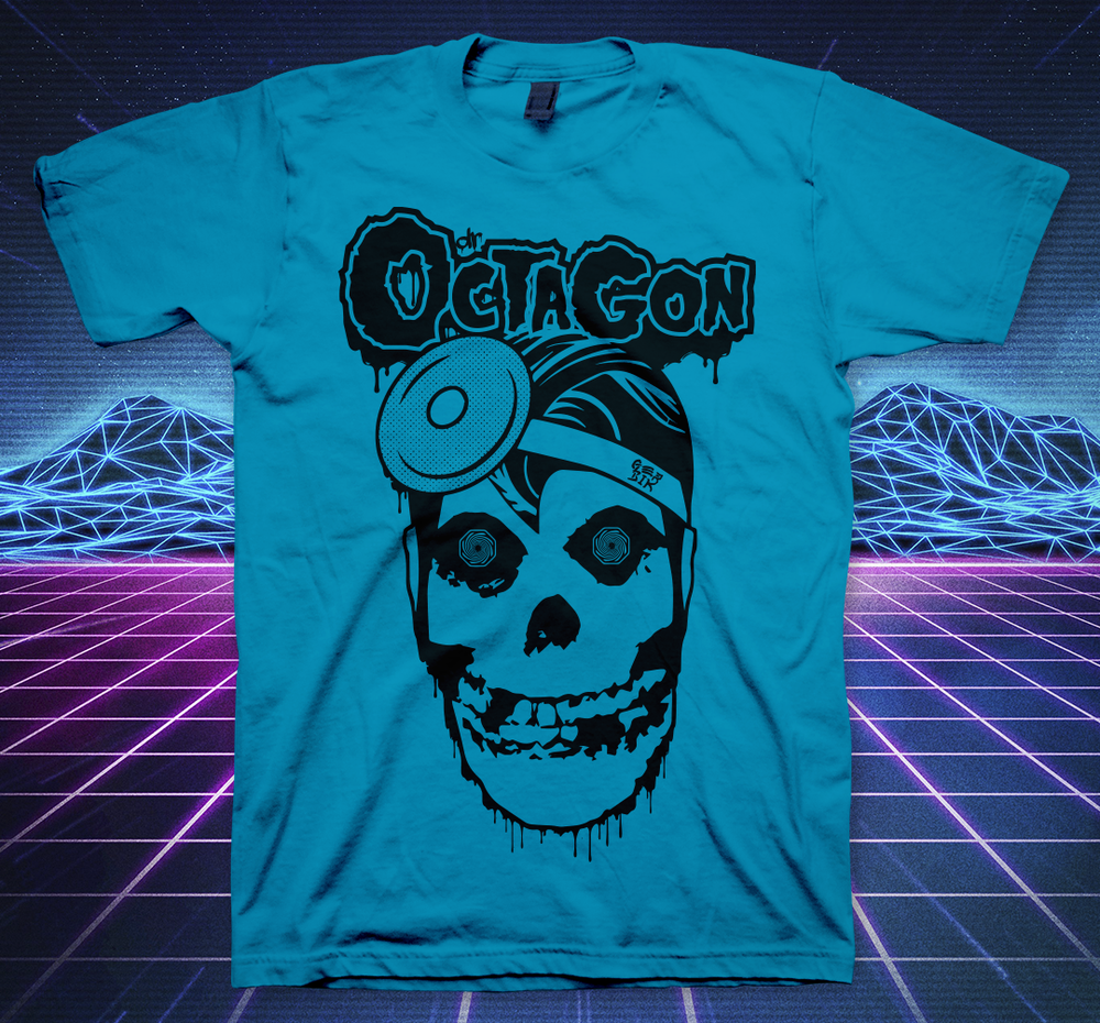 Image of Dr. Octagon / Misfits Mashup (FREE SHIPPING!)