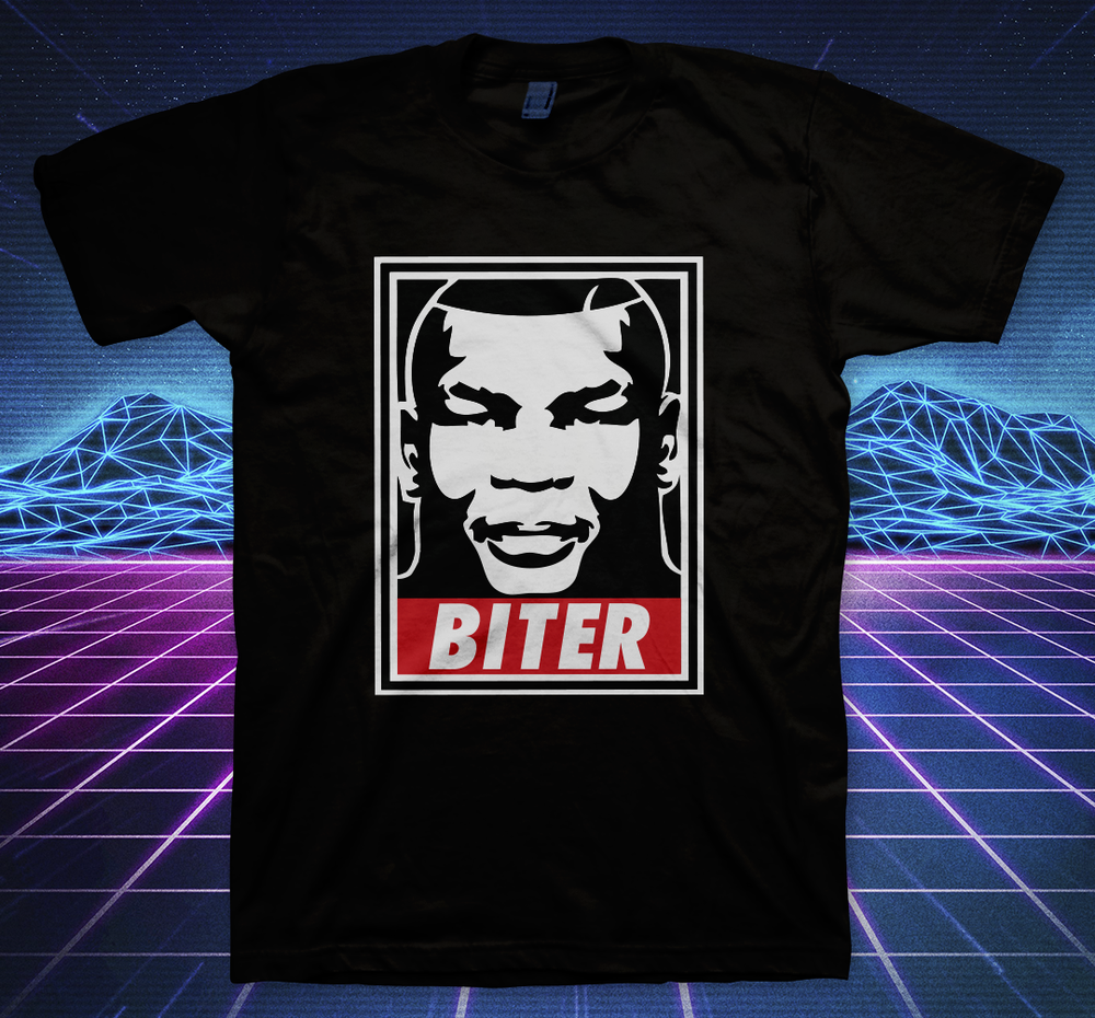 Image of Biter:Iron Mike (FREE SHIPPING)