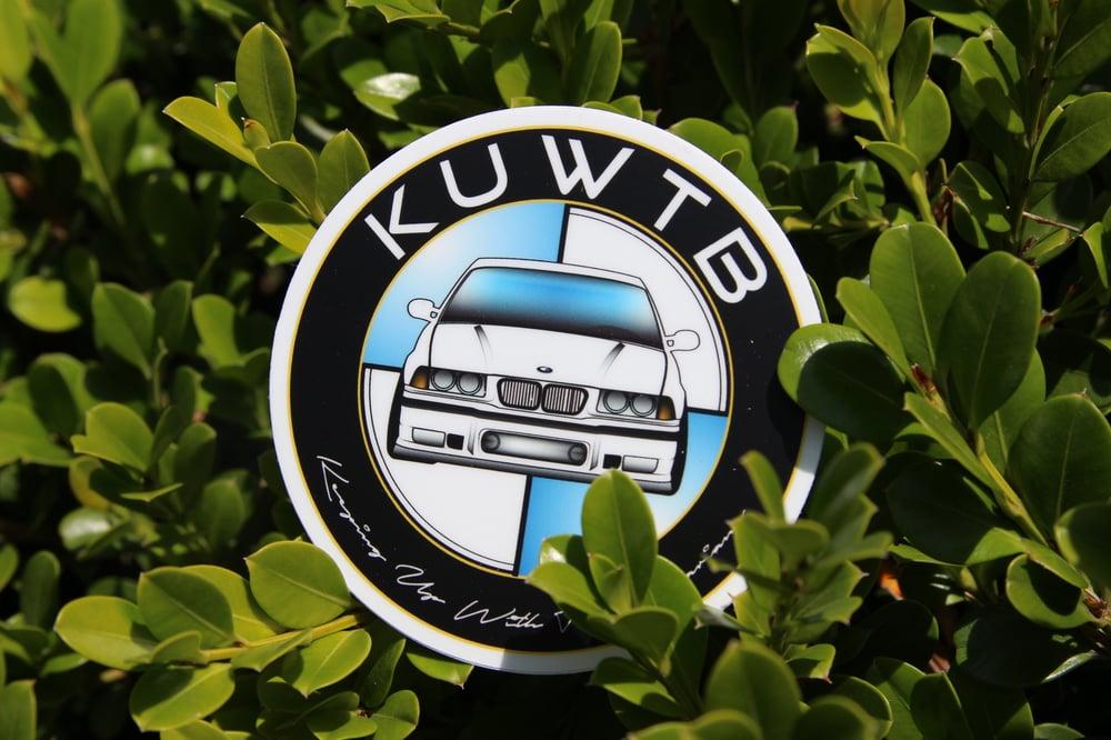 Image of KUWTB Roundel E36