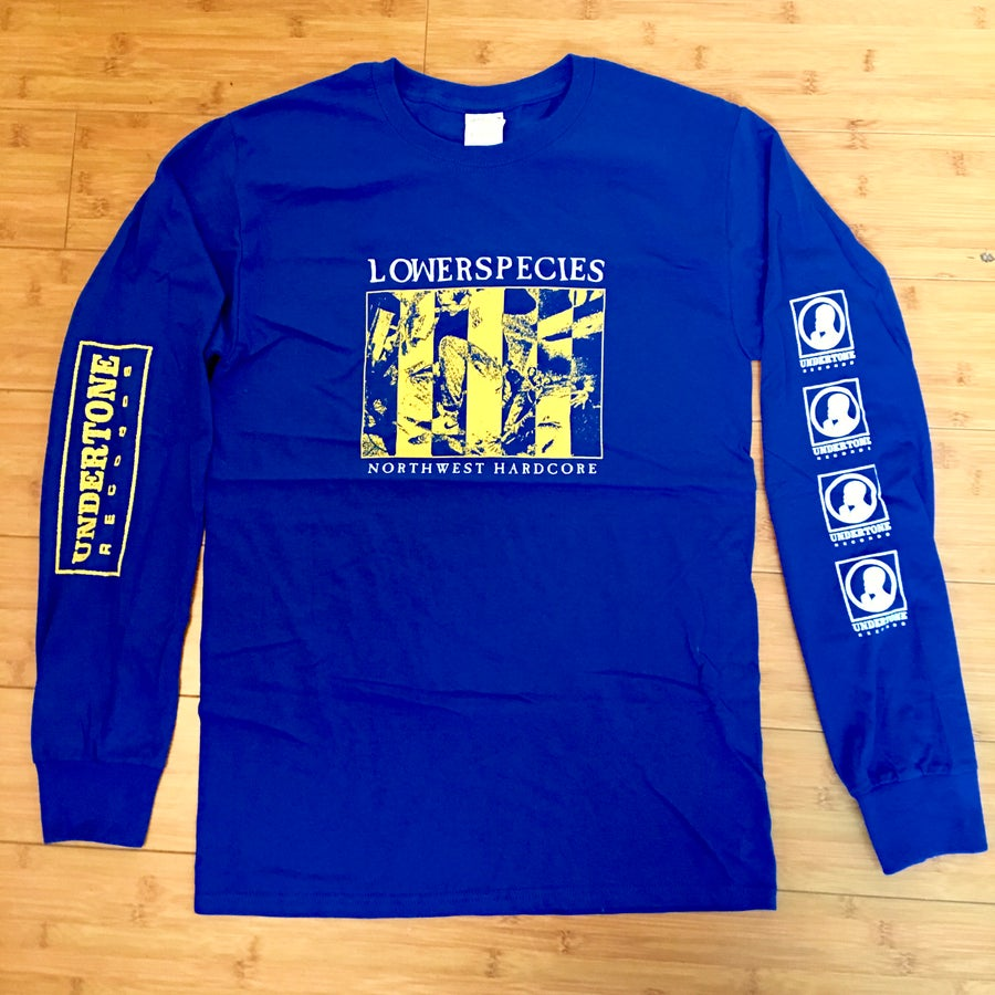 Image of Lower Species 3-Sided Long Sleeve