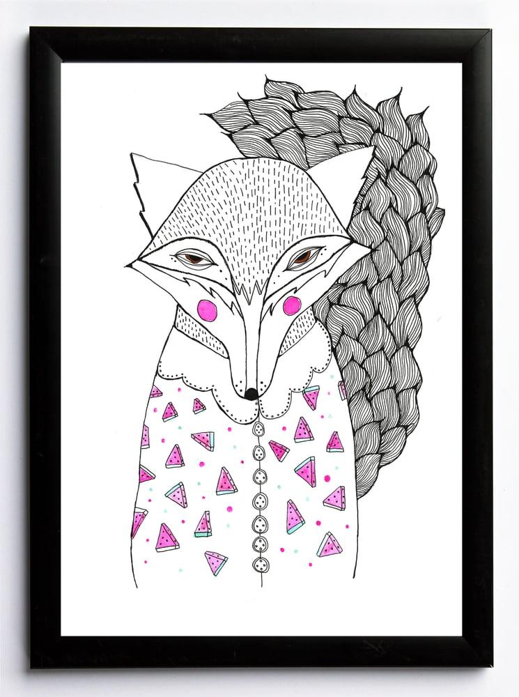 Image of Foxy Lady