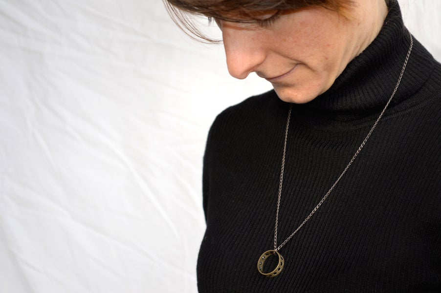 Image of Satellite pendant