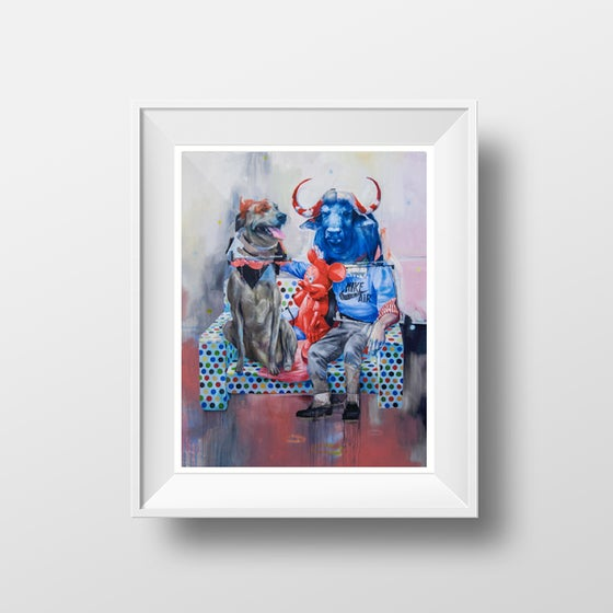 Image of 'Moving On' by Joram Roukes