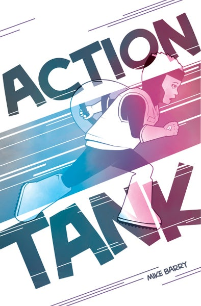 Image of Action Tank - Book 1