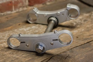 Image of CM Aluminum Upper Triple Clamp (Nighthawk 750-to-R6)