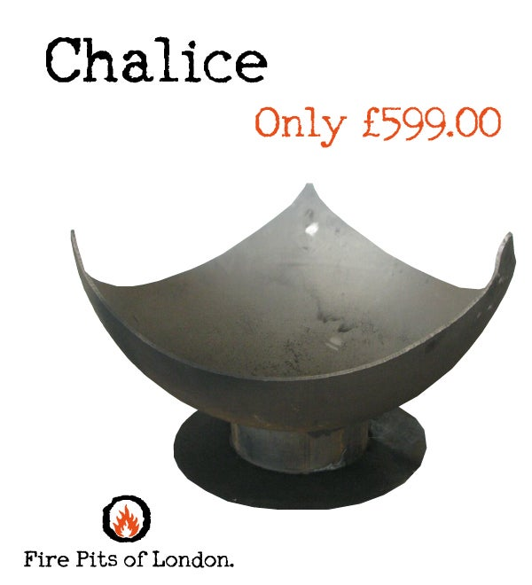 Image of CHALICE – FIRE PIT BOWL