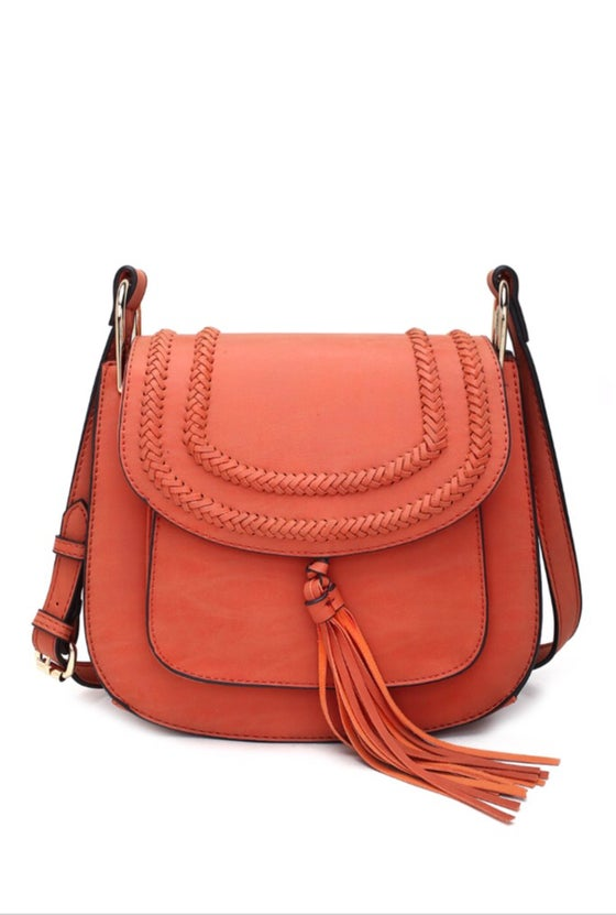 Image of Pumpkin Crossbody