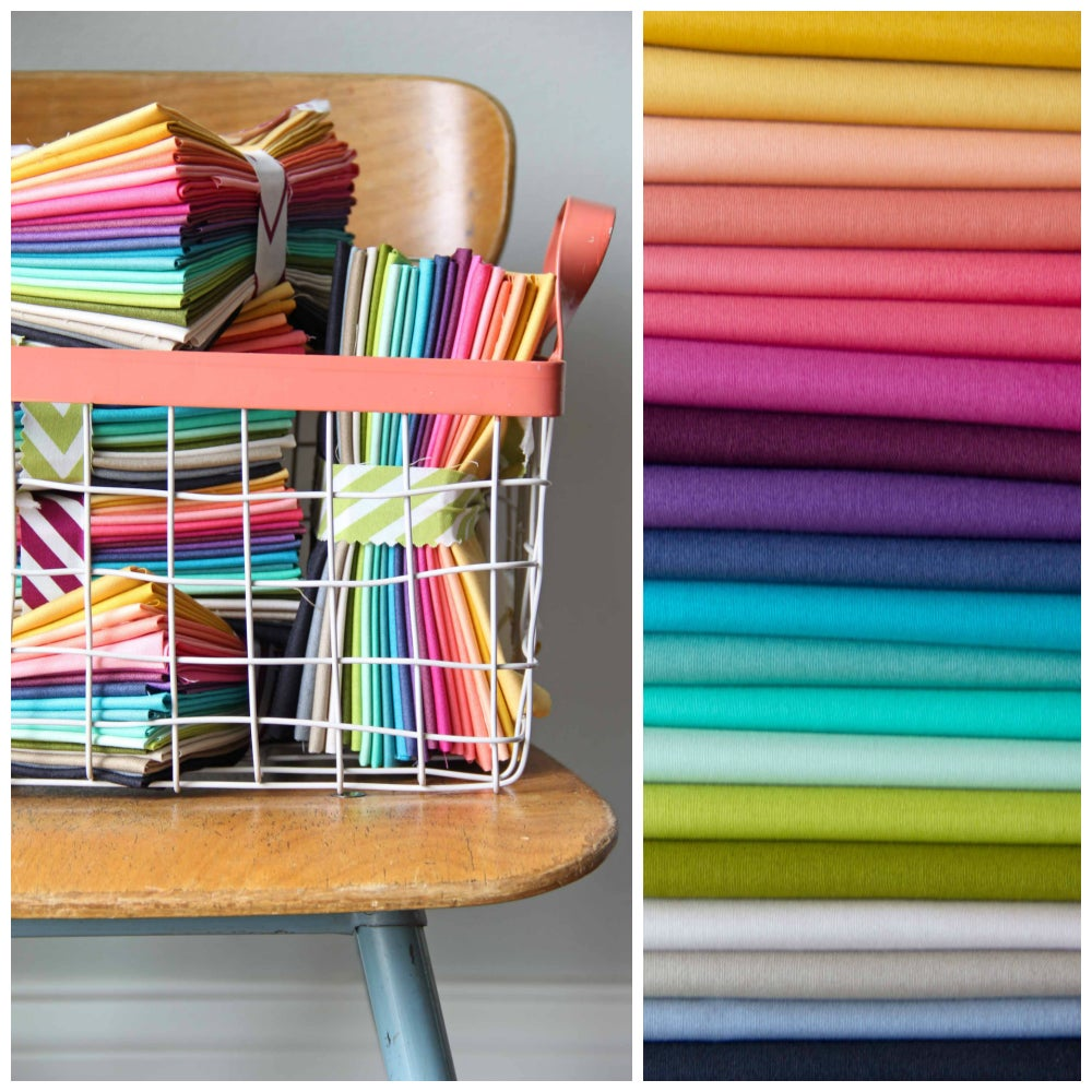 V and Co — 1/2 Yard Ombre fabric bundle