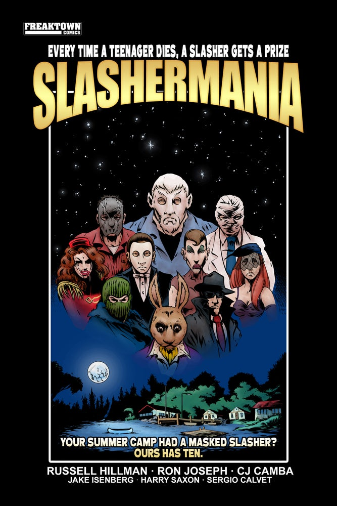 Image of Slashermania