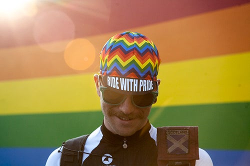 Image of RIDE WITH PRIDE CAP