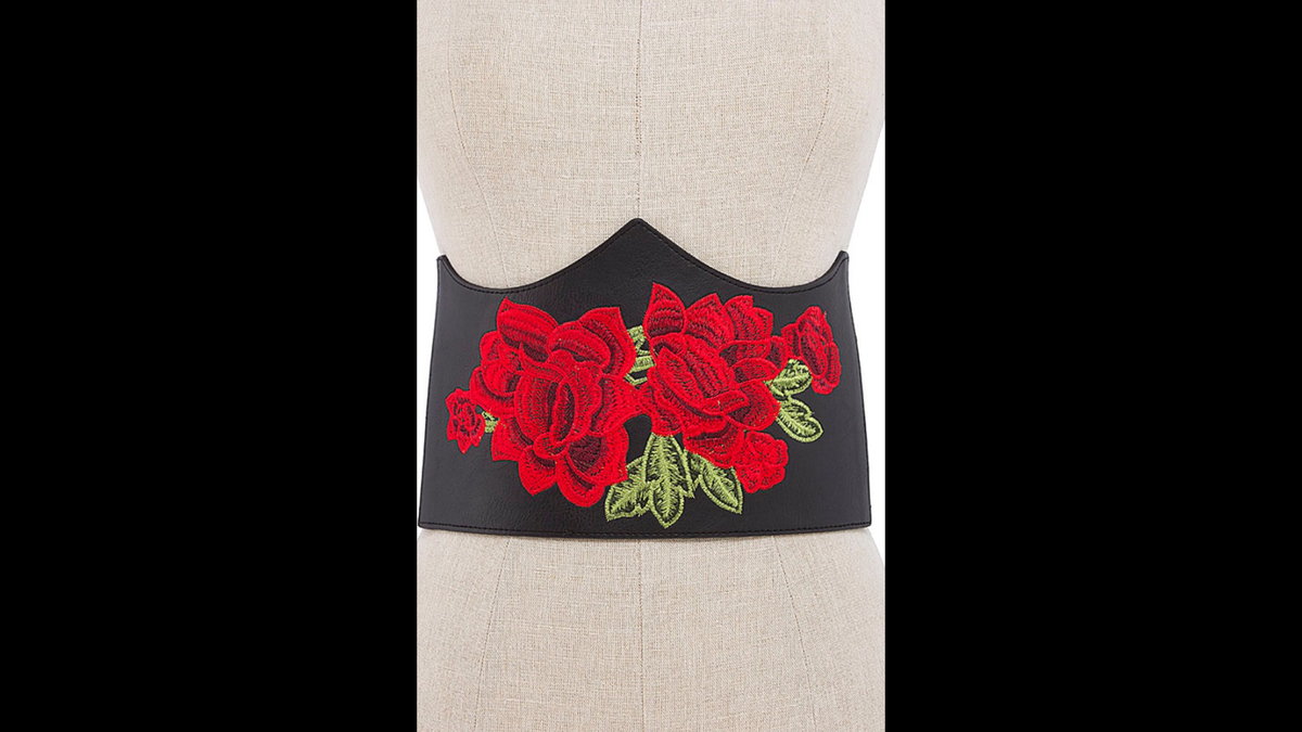 Image of Rose Corset