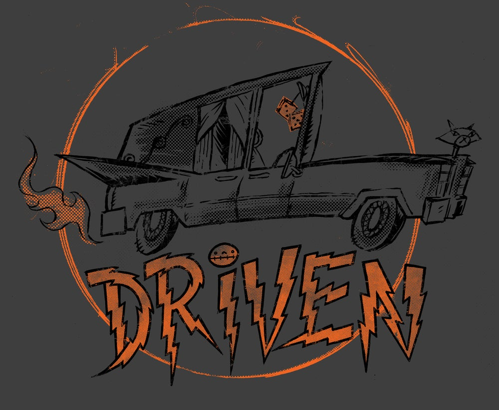 Image of Driven Shirt (An Ugly Apparel + Brimm Collab)