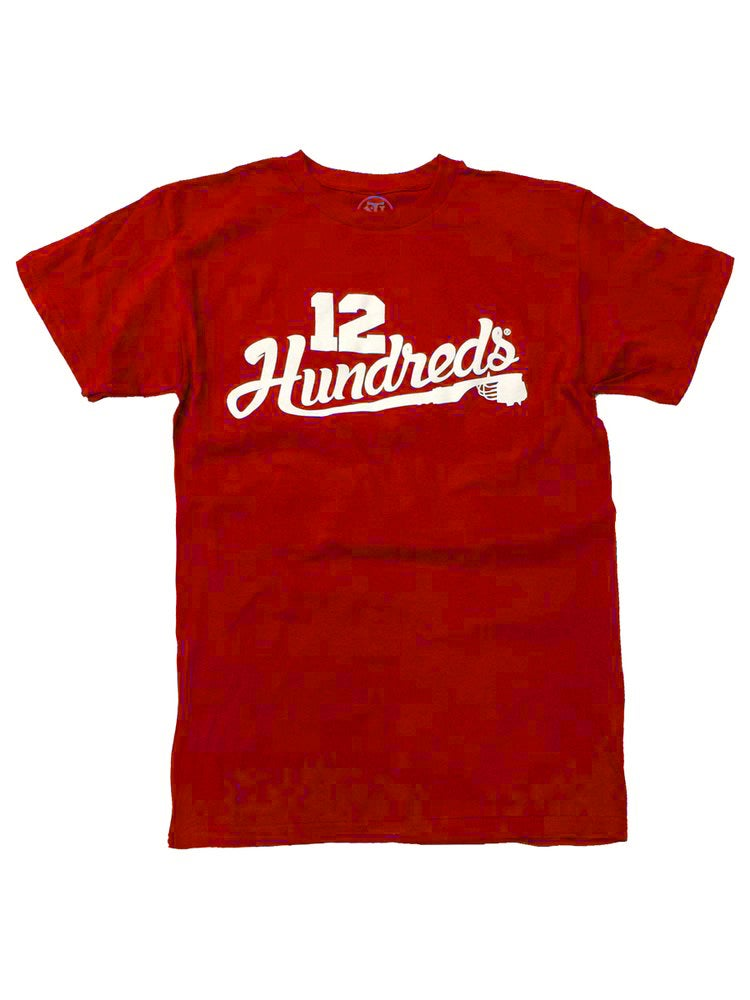 Image of Team 12 hundreds tee (R)