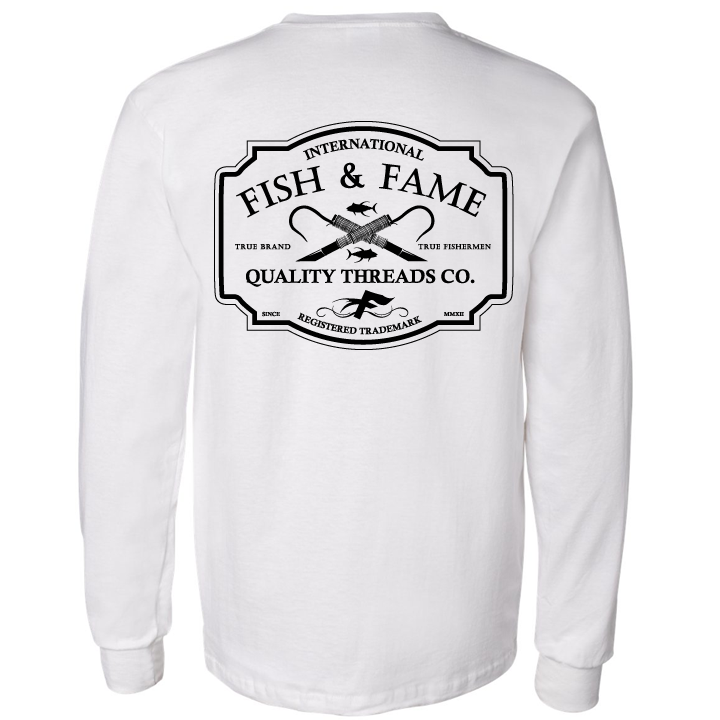 Image of INT'L Pocket Long Sleeve (white)