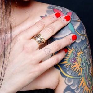 Image of La Lady Shiny Summer // Lady Ring