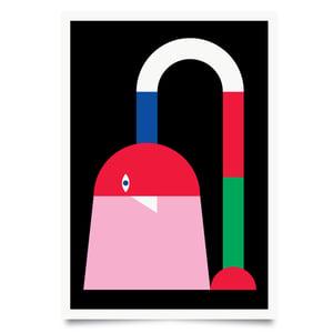 Image of Arco print