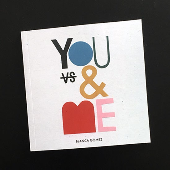 Image of You & me book