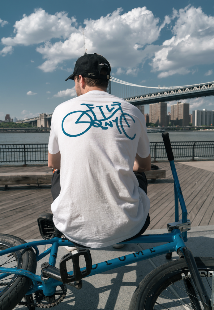 Image of NY Streets Tee (White)