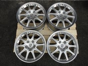 "Image of Genuine Porsche 911 BBS Sport Design GT3 2-piece Split Rim 18"" 5x130 Alloy Wheels"