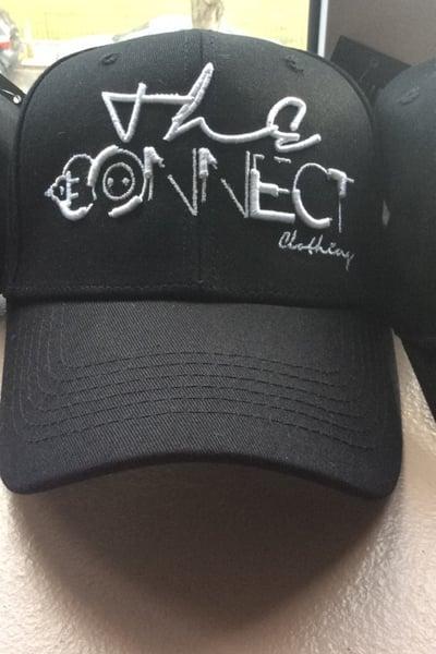 Image of classic black cap
