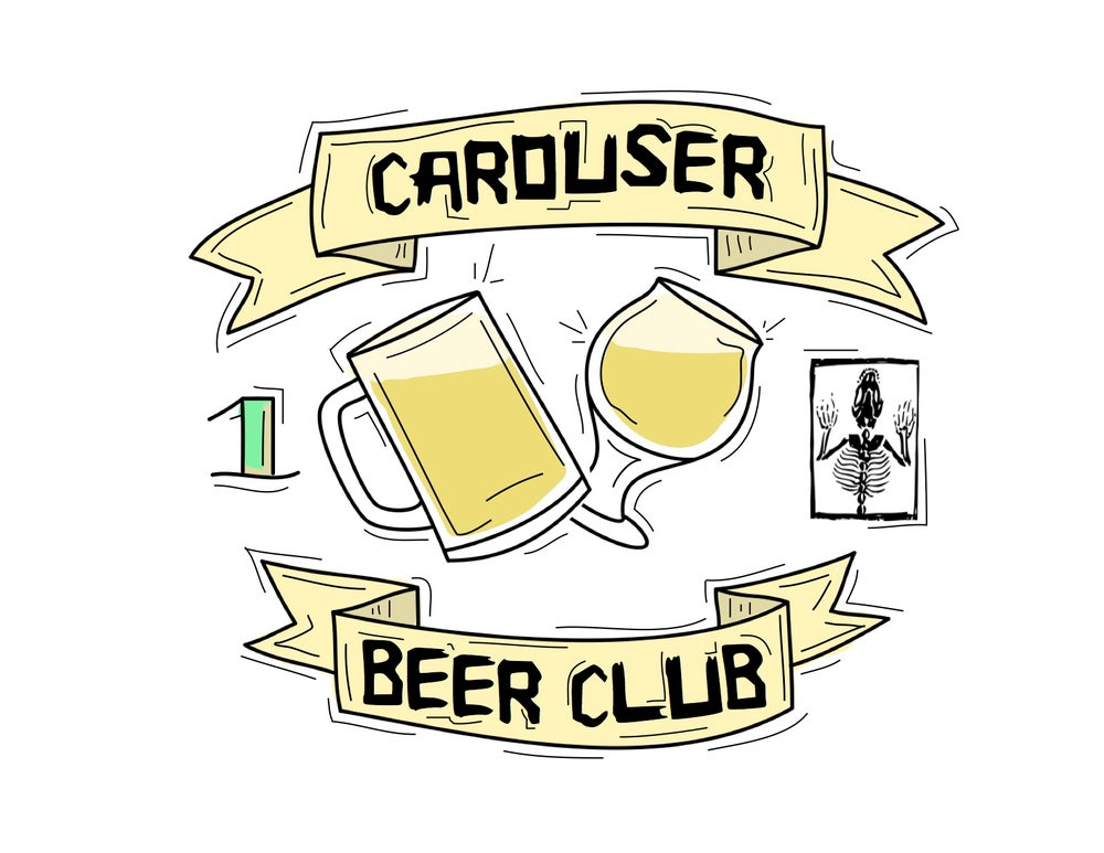 Image of Carouser Beer Club Membership