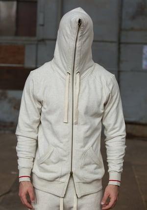 Image of Full Zip Hoodie | Oatmeal