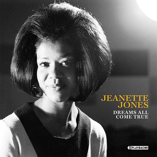 Image of Jeanette Jones - Dreams All Come True