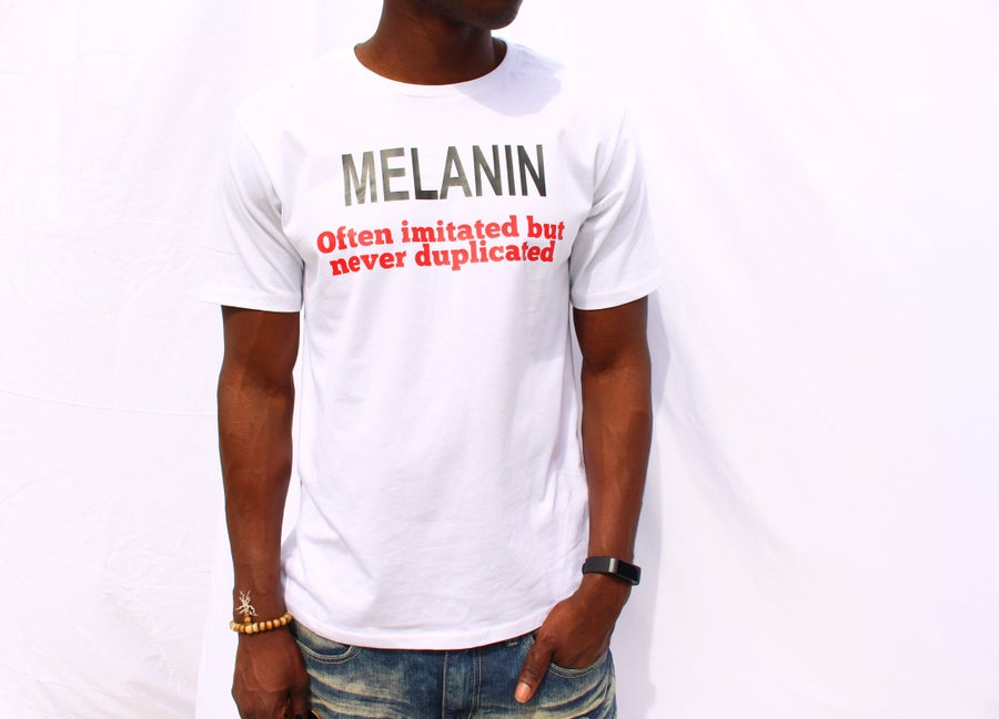 Image of Vintage Melanin Tee