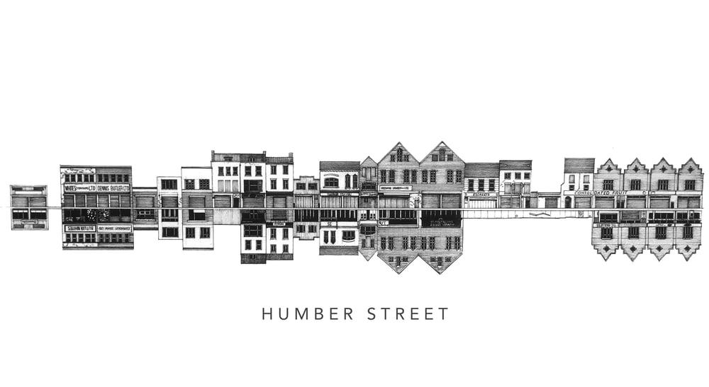 Image of Humber Street
