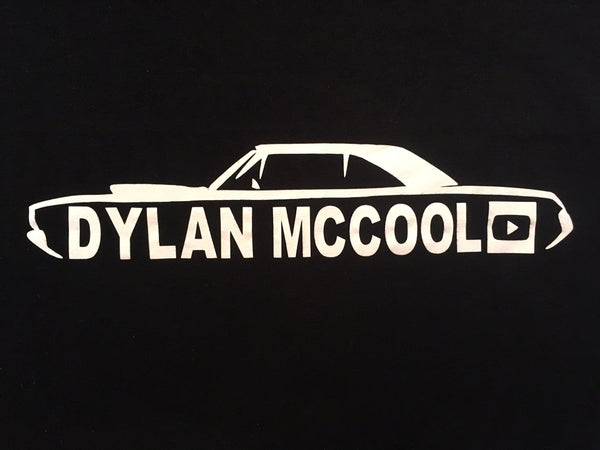 Image of Dylan McCool Sticker