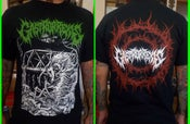 Image of GASTRORREXIS  Official shirt. 2017