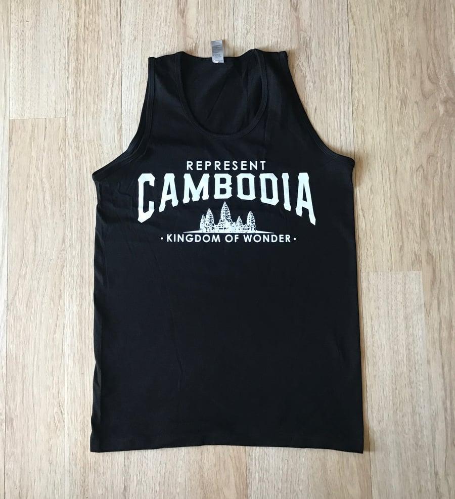 Image of Represent Cambodia Tank Top